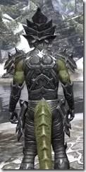 Dark Seducer - Argonian Male Close Rear
