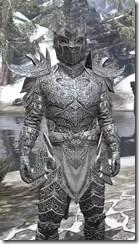 Dremora Iron - Argonian Male Close Front