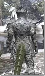 Dremora Iron - Argonian Male Close Rear