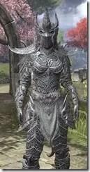 Dremora Iron - Khajiit Female Close Front