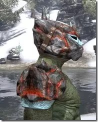 Earthgore - Argonian Male Right