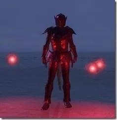 Ebony Heavy - Argonian Male Special Effects