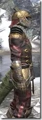 Imperial Chancellor - Argonian Male Close Side