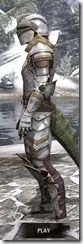 Lion Guard Elite - Argonian Male Side