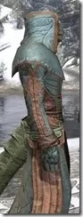 Mages Guild Formal Robes - Argonian Male Close Side
