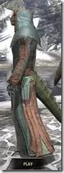 Mages Guild Formal Robes - Argonian Male Side