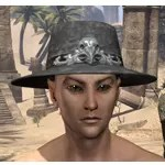 Modest Mourning Hat