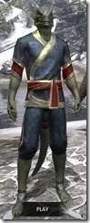 Moon-Sugar Festival Suit - Argonian Male Front