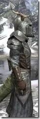 Nedic Duraki Armor - Argonian Male Close Side