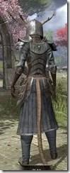 Nedic Duraki Armor - Khajiit Female Rear