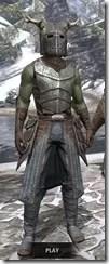 Nedic Keptu Armor - Argonian Male Front