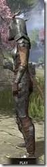 Nedic Perena Armor - Khajiit Female Side