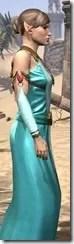 Nibenese Noble's Shawled Robe Female Close Side