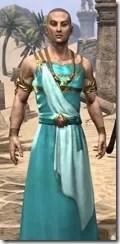Nibenese Noble's Shawled Robe Male Close Front