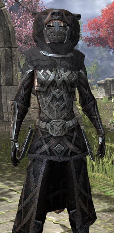 Eso Fashion Old Orsinium Sentry Elder Scrolls Online