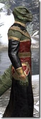 Orc Wise Woman's Vestment Argonian Male Close Side