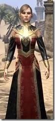 Orc Wise Woman's Vestment Female Close Front