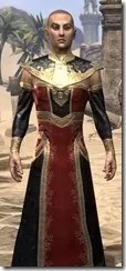 Orc Wise Woman's Vestment Male Close Front