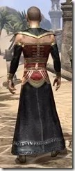 Orc Wise Woman's Vestment Male Rear