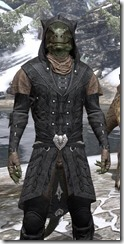 Queen's Eye Spymaster - Argonian Male Close Front