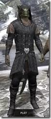 Queen's Eye Spymaster - Argonian Male Front