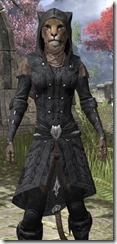 Queen's Eye Spymaster - Khajiit Female Close Front