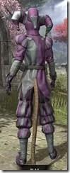 Royal Court Jester - Khajiit Female Rear