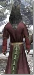 Star-Made Wolfshead Argonian Male Close Rear