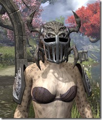Swarm Mother - Khajiit Female Front
