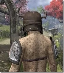 Swarm Mother - Khajiit Female Rear