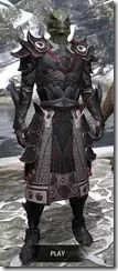 Telvanni Master Wizard - Argonian Male Front