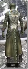 Treethane Ceremonial Dress - Argonian Male Rear