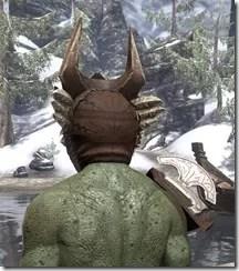 Troll King - Argonian Male Rear