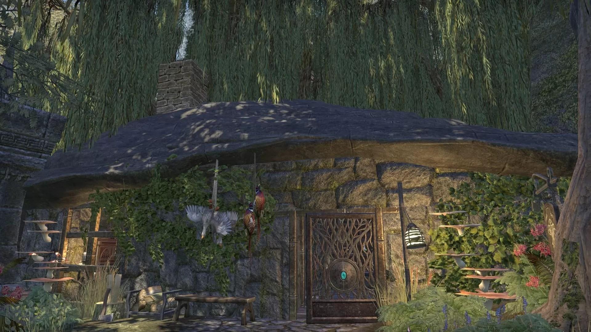 Tessa's Hunter/Alchemy hut [PS4]