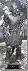 Apostle Iron - Argonian Male Front