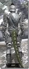 Apostle Iron - Argonian Male Rear