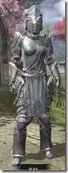 Apostle Iron - Khajiit Female Front