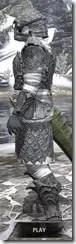 Ashlander Iron - Argonian Male Side