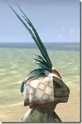 Bonding Rite Headdress Argonian Male Right