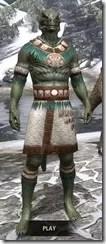 Bonding Rite Vestment Argonian Male Front