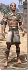 Bonding Rite Vestment Male Front