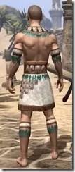 Bonding Rite Vestment Male Rear