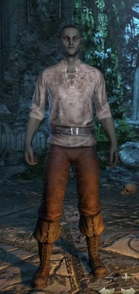 Dark Elf Male Tall