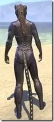 Dead-Water Scale Khajiit Female Rear