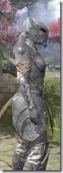 Ebonshadow Iron - Khajiit Female Close Side