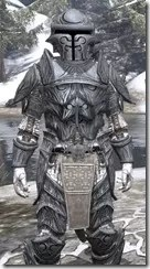 Hlaalu Iron - Argonian Male Close Front