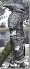 Hlaalu Iron - Argonian Male Close Side