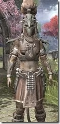 Mazzatun Iron - Khajiit Female Close Front
