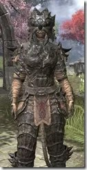 Morag Tong Iron - Khajiit Female Close Front