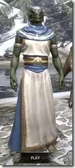 Priestess of Mara Argonian Male Front